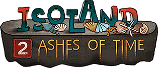 Isoland2-Ashes of Time-logo
